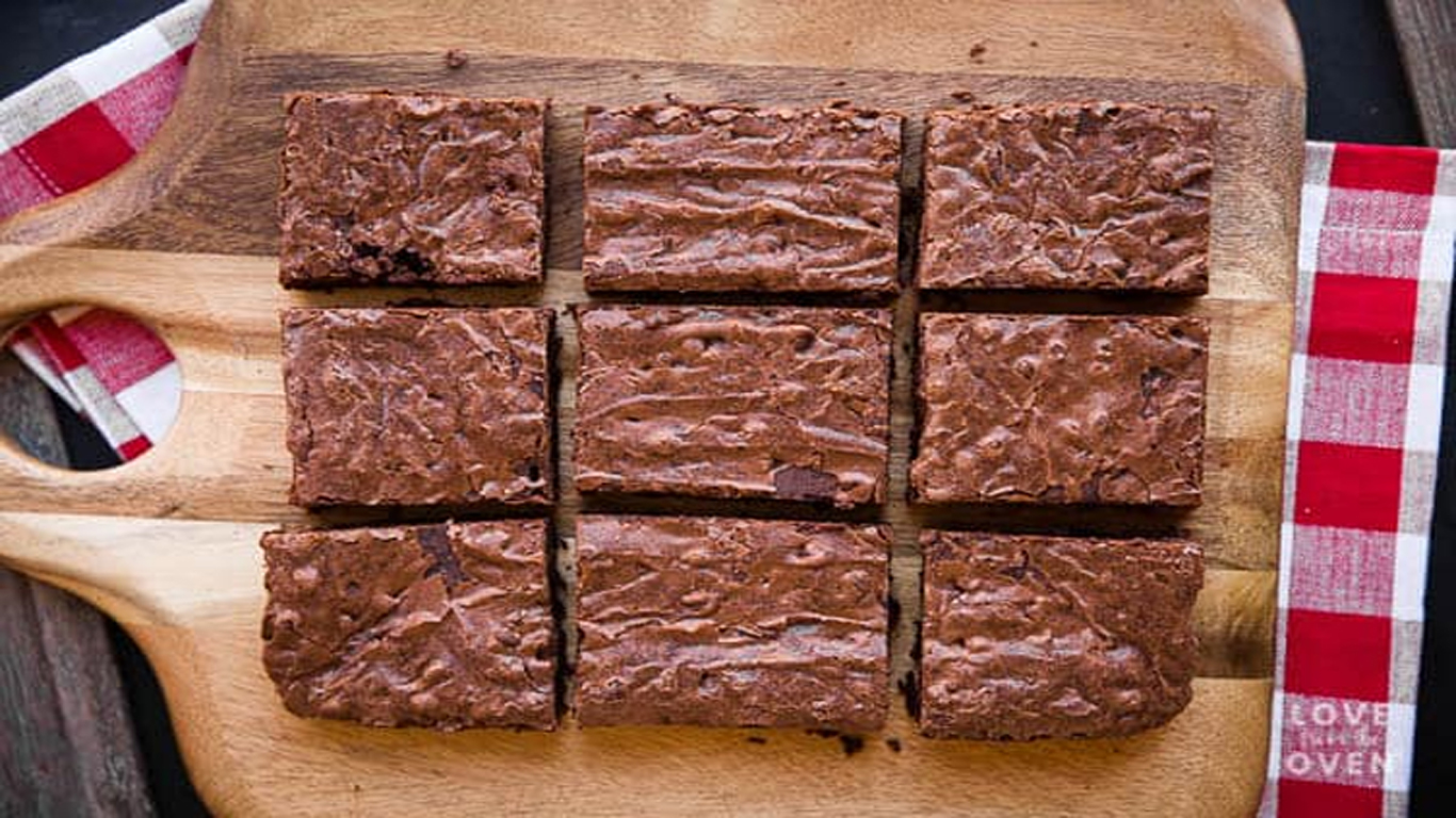 BROWNIES MADE WITH COCOA POWDER
