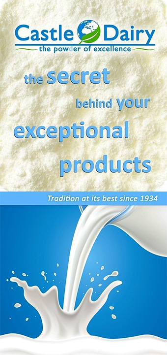 Founded in 1934 Castle Dairy® is one of the oldest dairy companies in the world. Through the years